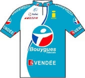 Bouygues Telecom 2007 shirt