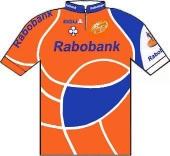 Rabobank 2007 shirt