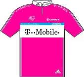 T-Mobile Team 2007 shirt