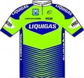 Liquigas 2007 shirt