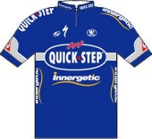 Quick Step - Innergetic 2007 shirt