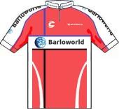 Barloworld 2007 shirt