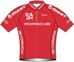 Drapac Porsche Cycling 2009 shirt