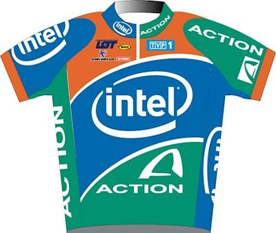 Intel - Action 2007 shirt