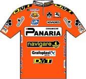 Ceramica Panaria - Navigare 2007 shirt