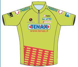 Tenax 2007 shirt