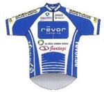 Revor - Jartazi Cycling Team 2009 shirt