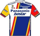Panasonic - Isostar 1989 shirt