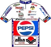 Pepsi Cola - Alba Cucine 1989 shirt