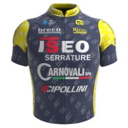 Iseo Serrature - Rime - Carnovali 2019 shirt