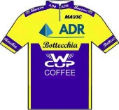ADR - W-Cup - Bottecchia - Coors Light 1989 shirt