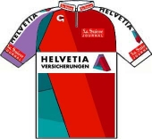 Helvetia - La Suisse 1989 shirt