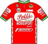 Polli - Mobiexport 1989 shirt