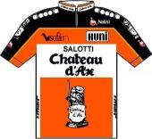 Château D'Ax - Salotti 1989 shirt