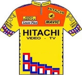 Hitachi 1989 shirt