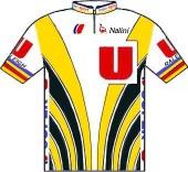 Super U - Raleigh - Fiat 1989 shirt