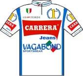 Carrera - Vagabond 1989 shirt