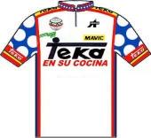Teka 1989 shirt