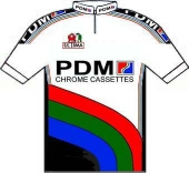 PDM - Ultima - Concorde 1989 shirt