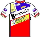 Boccacio Life - Nico Lapage - Deschacht - Mowi 1989 shirt