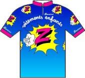 Z - Peugeot 1989 shirt