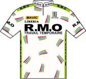 R.M.O. 1989 shirt