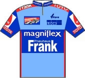 Frank - Toyo - Magniflex 1989 shirt