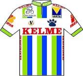 Kelme - Iberia - Varta 1989 shirt