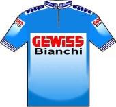 Gewiss - Bianchi 1989 shirt