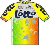 Lotto 1989 shirt
