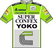 Superconfex - Yoko 1989 shirt