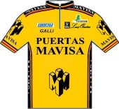 Puertas Mavisa - Galli 1989 shirt