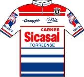 Sicasal - Torreense 1989 shirt