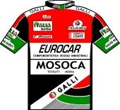 Eurocar - Mosoca - Galli 1989 shirt