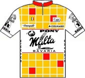 Pony Malta - Bavaria - Avianca 1989 shirt
