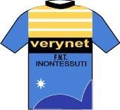 Verynet - FNT - A.S. Juvenes San Marino 1989 shirt