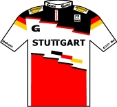 Stuttgart 1989 shirt