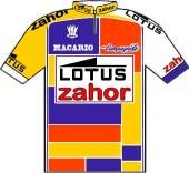 Lotus - Zahor Chocolates 1989 shirt