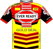 Ever Ready - Gold Seal 1989 shirt
