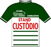 Stand Custodio - Sambrazense 1989 shirt