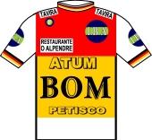 Atum Bom Petisco - Tavira 1989 shirt