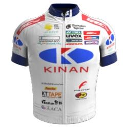 Kinan Cycling Team 2019 shirt