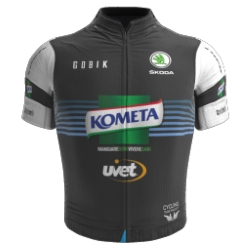 Kometa Cycling Team 2019 shirt