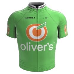 Oliver's Real Food Racing 2019 shirt