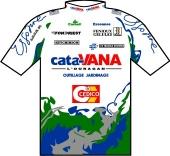 Catavana - A.S. Corbeil-Essonnes - Cedico 1994 shirt