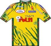 Team Polti - Vaporetto 1994 shirt