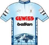 Gewiss - Ballan 1994 shirt