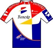 Banesto 1994 shirt