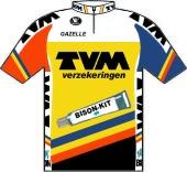 TVM - Bison Kit 1994 shirt