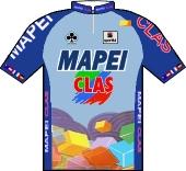 Mapei - Clas 1994 shirt